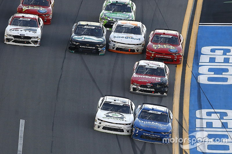 The ten closest finishes from the 2018 NASCAR season