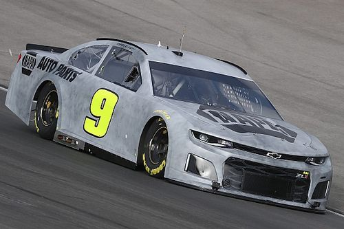 "Chase Elliott tests new Camaro ZL1 Cup car, says it ""looks great"""