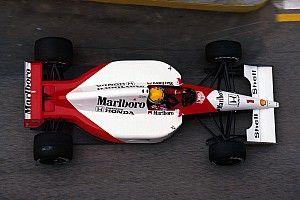 El tercer mundial de Senna en F1, el más difícil y el mejor