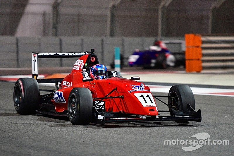 Abu Dhabi MRF: Drugovich cruises to Race 1 win