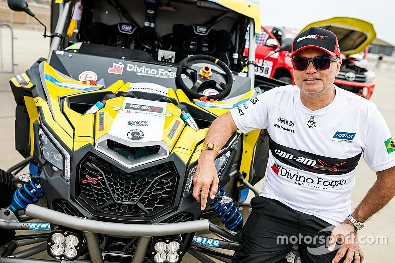 South Racing Can-Am to run Maverick X3 vehicles in Dakar Rally