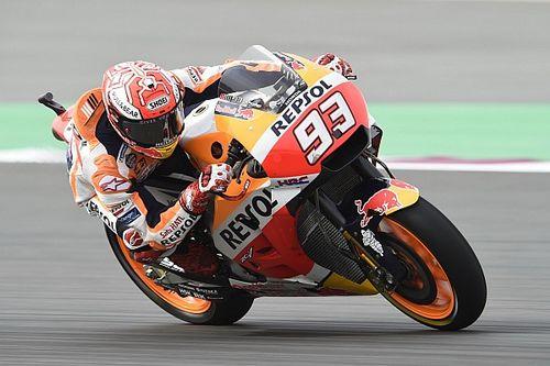 Маркес стал быстрейшим на разминке Гран При Катара