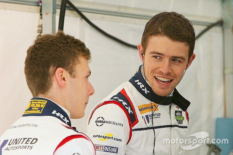 Di Resta completes United Autosports Le Mans line-up