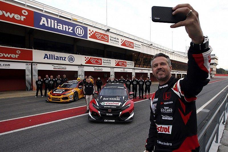Monteiro, convencido de volver a competir