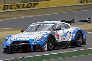 Nissan tops opening Fuji Super GT test day by 0.018s
