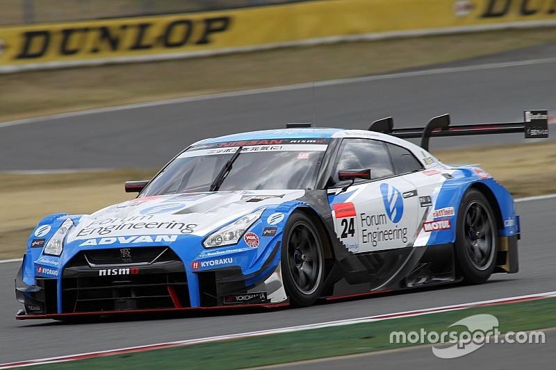 De Oliveira splits with Nissan after 13 Super GT seasons
