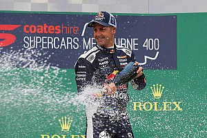 Supercars Race report Albert Park Supercars: Whincup dominates wet Race 2