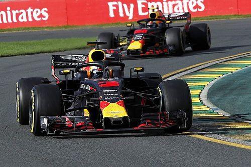 """Ricciardo: """"Hadden misschien wel de snelste wagen van het veld"""""""