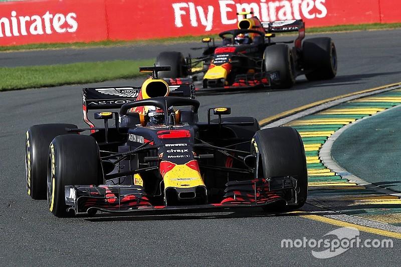Хорнер: Найшвидше коло Ріккардо – єдиний спосіб оцінити темп Red Bull