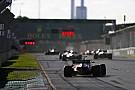 Formula 1 Grid start balapan GP Australia 2018