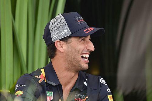 """Ricciardo: """"Non mi aspetto la prima fila, ma qui si può sorpassare"""""""