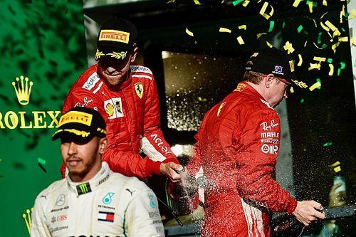 Vettel ma nem vágott vissza Hamiltonnak a poénkodásért