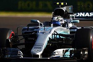 F1メキシコGP FP1速報:ボッタスが首位でメルセデス1-2。ベッテル5番手
