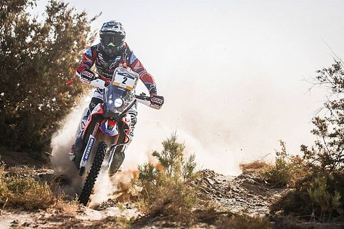 Merzouga Rally: Benavides wins stage two, Barreda leads