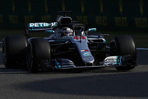 Formula 1 Mercedes: ecco perché Lewis non è stato protetto dalle Red Bull sulle Soft