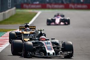 Forma-1 Jelentés a versenyről Magnussen a Haas pontszerzése után: