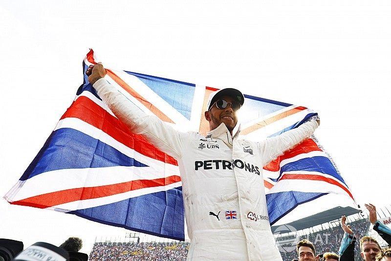 Mexican GP statistics: Hamilton equals Prost and Vettel