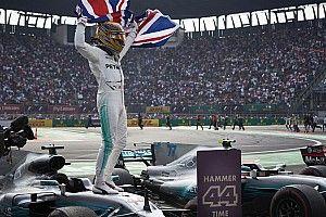 Veja do que Hamilton precisa para ser campeão no México