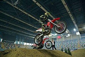 İstanbul Supercross şampiyonası başladı