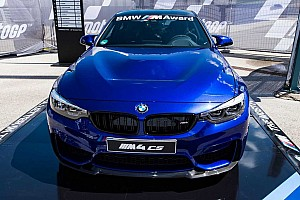 Automotive Breaking news Top MotoGP qualifier Marc Marquez wins BMW M4 CS