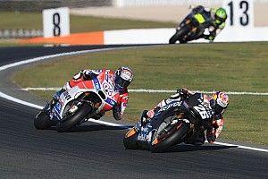 Las fábricas de MotoGP apoyan reducir los test de pretemporada en 2019