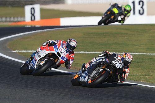 Fabricantes querem reduzir número de testes da MotoGP