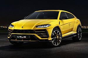 Lamborghini представила 650-сильний позашляховик Urus