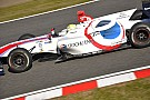 Sekiguchi tops first Super Formula test day