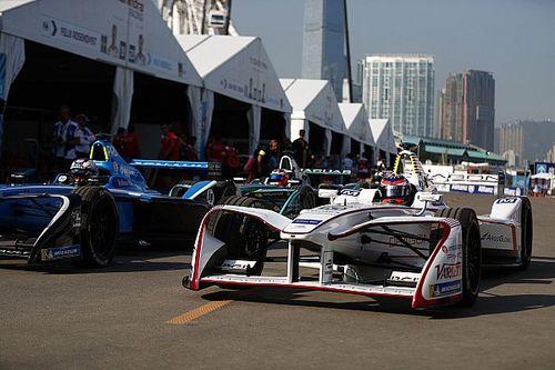 Hong Kong ePrix öncesi: Yarış gridi