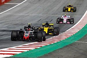 هاس تجزم أنّ بوسعها استهداف تجاوز رينو ضمن معركة فرق الوسط في الفورمولا واحد