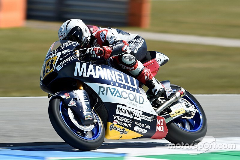 "Fenati apologises for ""unspeakable"" Misano behaviour"