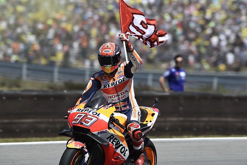 """""""Fahrer macht den Unterschied"""": Marquez gewinnt Schlacht von Assen"""