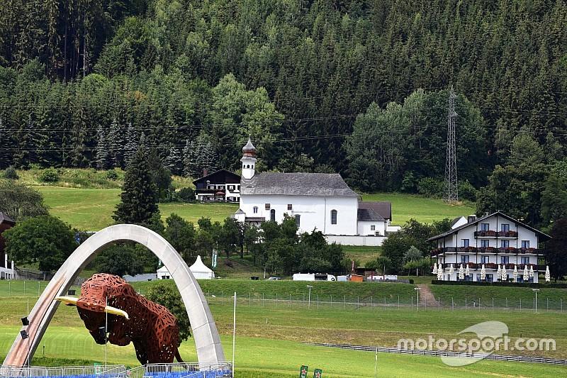 Horarios del GP de Austria de MotoGP