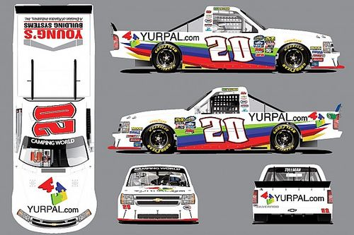 Max Tullman's NASCAR Truck debut moved up to Chicagoland