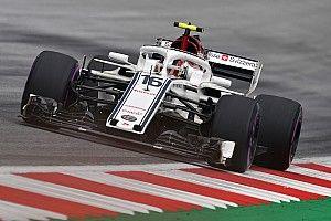 """Leclerc: """"Il cedimento del cambio è stato dovuto alla rottura della sospensione"""""""