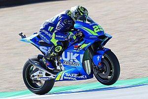 FP1 MotoGP Jerman: Iannone ungguli Marquez