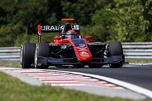 Мазепин выиграл гонку GP3, лидируя от старта до финиша