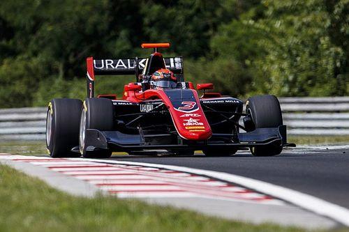 جي بي 3: مازيبين يُحقّق الفوز في السباق الرئيسي في المجر