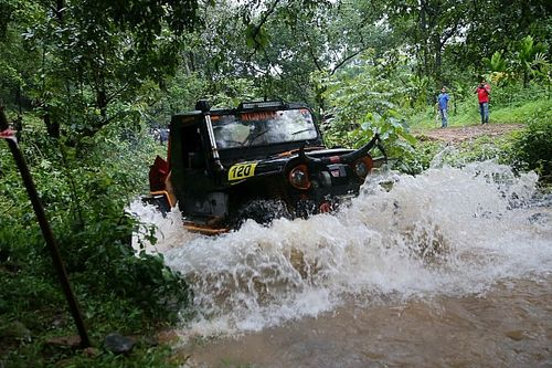 RFC India: Gerrari's Dhaliwal leads after Day 1