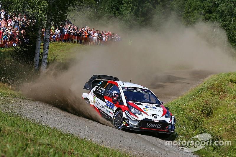 """Finlandia, PS22: Latvala vince ancora e ora è a 2""""5 dal secondo posto di Ostberg!"""