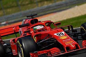 Giovinazzi: Ferrari SF71H'yi geliştirmede harika bir iş çıkarıyor
