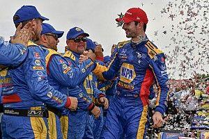 IndyCar Mid-Ohio: Strategi pit jitu beri Rossi kemenangan