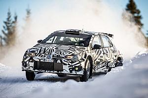 WRC Son dakika Solberg, VW ile testin ardından WRC'ye dönmeyi planlıyor