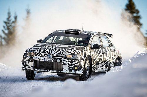 Solberg, Gronholm e Tidemand hanno provato la Polo R5 in Svezia