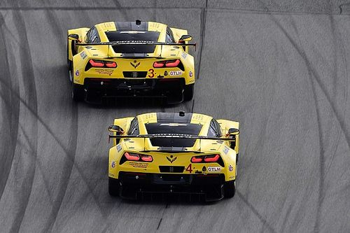 "Corvettes ""didn't have enough"" to fight Fords, says Garcia"