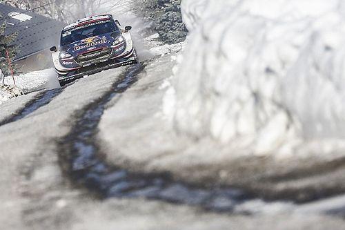 WRC: Ogier zsinórban ötödik alkalommal nyerte meg a Monte Carlo Ralit