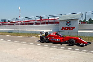 Indian Open Wheel Race report Chennai MRF: Drugovich takes title as van Kalmthout wins Race 1