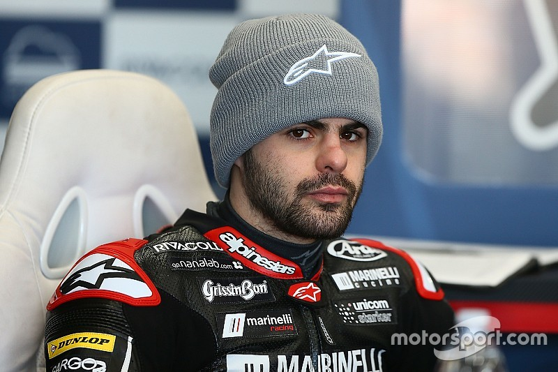 "Manzi ""ready to forgive"" Fenati for brake lever grab"