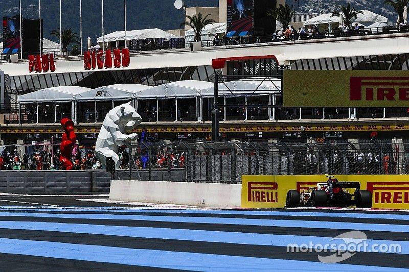 Paul Ricard cambia la entrada de su pitlane por seguridad