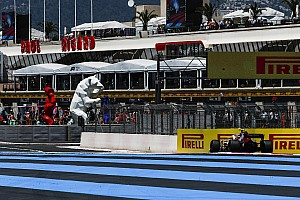 French GP pit entry moved after safety fears